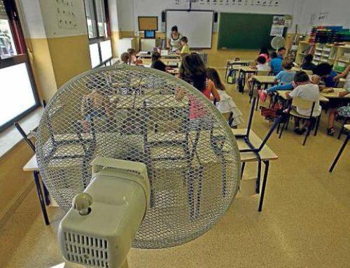 Bioclimatización sostenible y eficiencia energética en centros escolares públicos de Andalucía