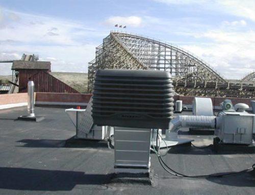 La climatització evaporativa. Què és i com funciona?