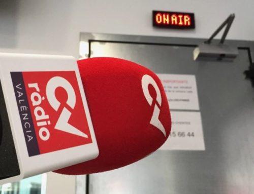 CV RÀDIO. Parlem amb Ander Fernández, CEO de Làser València