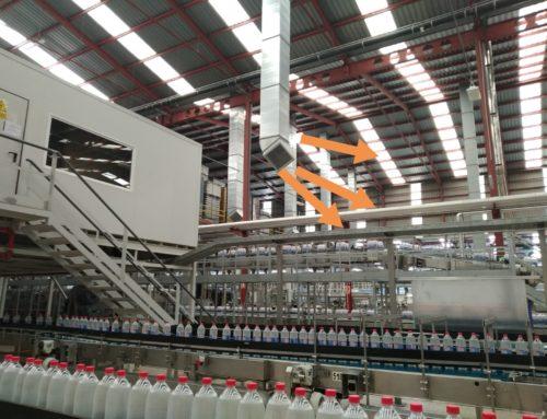 On dirigir l'aire bioclimatizado en el seu entorn de treball